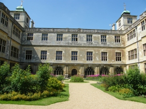 Exterior view of Audley End House, Essex